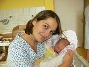 MARUŠKA DVOŘÁKOVÁ (2,93 kg a 49 cm) – toto jméno vybrali 23.10. v 8:12 pro svou prvorozenou dceru Lenka a Ondra Dvořákovi z Dolního Bezděkova.