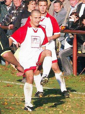 Igor Ročín (vlevo) si odchod z SK Stolany rozmyslel a zůstává.