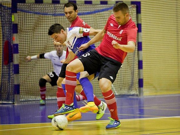 FK ERA-PACK Chrudim vyzve ve čtvrtfinále play off FC Tango Brno.