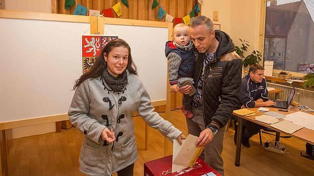 Volby 2018 v Hlinsku