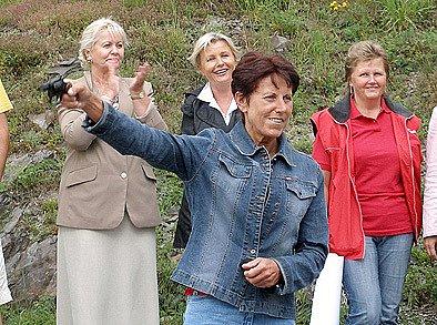 Závody odstartovala Jarmila Kratochvílová.
