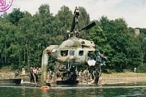 Seriál Deníku: Předváděl se pilot před nahými dívkami? Létal nebezpečně nízko nad Sečskou přehradou.