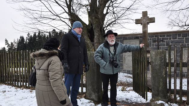 Europoslanec Tomáš Zdechovský přijel na Chrudimsko