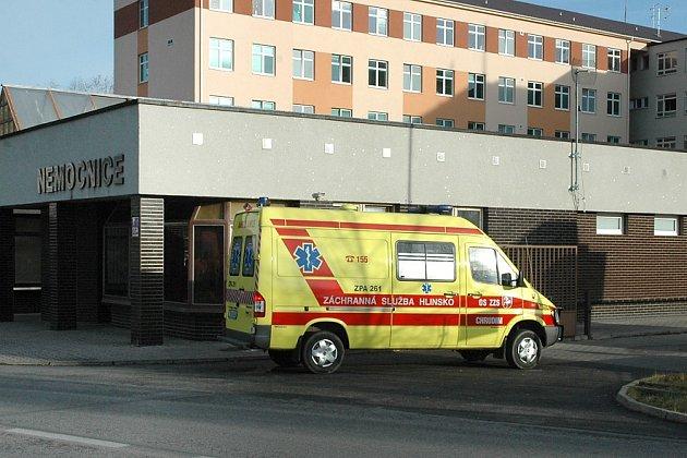 Chrudimská nemocnice, ilustrační foto