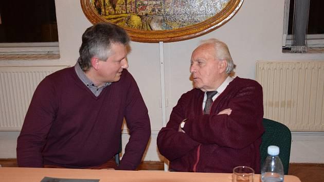 Autoři publikace Milan Žanda a Zdeněk Sejček.