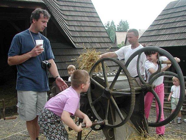 Veselokopecký skanzen láká desetitisíce návštěvníků.