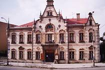 Historická vila rodiny Budigů. Dnes tady sídlí Městské muzeum a galerie Svitavy.