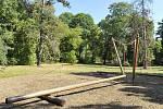 Ilustrační foto z Městského parku v Chrudimi