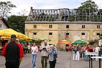 První ročník Pivních slavností v Chrudimi se vydařil.