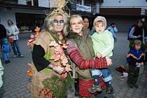 Pálení čarodějnic v Třemošnici a Knežicích.