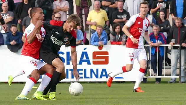 MFK Chrudim - SK Slavia Praha 1:3 (0:1)