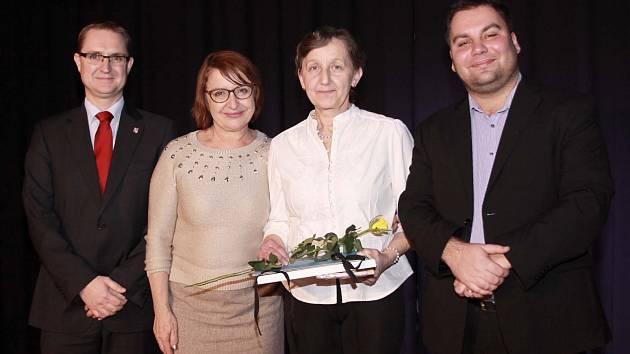 Ludmila Pavlišová získala Srdce na dlani.