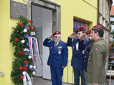 Vzpomínka na generála Uchytila.