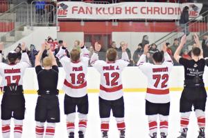 Radosti bylo dostatek. Chrudimští hokejisté dotáhli letošní ročník až do finále, jejich tažení ukončila za stavu 2:0 na zápasy s mečbolem na kontě až epidemie koronaviru.