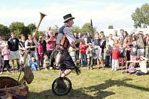 Oslavy u příležitosti 900. výročí založení obce Řestoky.