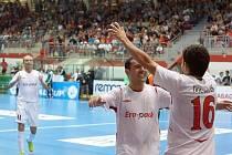 UEFA Futsal Cup 2012: Era-Pack Chrudim - Energia Lvov 3:2.