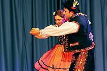 Mezinárodní folklórní festival Tradice Evropy.