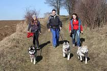 Účastníci musejí se psem ujít nebo uběhnout až 90 kilometrů.