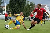 MFK Chrudim porazil na domácí půdě ve své premiéře v ČFL Ovčáry 2:0.
