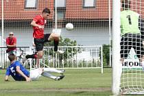 MFK Chrudim - SK Viktorie Jirny 2:0 (1:0)