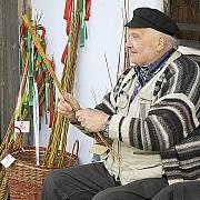 Skanzen na Veselém Kopci nabídl návštěvníkům o Velikonocích tradičně bohatý a zajímavý program.