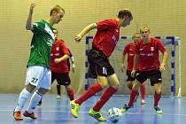 První z dvojice přípravných zápasů s polským Rekord Bielsko-Biała vyhrál FK ERA-PACK Chrudim 4:2 (2:1).