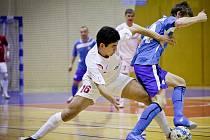 FK ERA-PACK Chrudim vyhrál v odvetě nad FC TORF Pardubice 9:3.