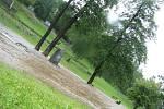 Záplavy na Chrudimsku, 25. 6. 2013 - Ležáky