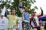 Již dvanáctý ročník MTB závodu Era Cyklo Maštale 2012 se obešel bez vážnějších zranění aktérů.