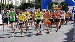 Resselovo náměstí v Chrudimi bude v neděli patřit běžcům
