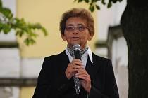 Dagmar Liebelová je nositelkou Řádu T.G.M.
