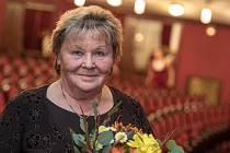Alena Cipryánová se stala stotisící divačkou Východočeského divadla v Pardubicích