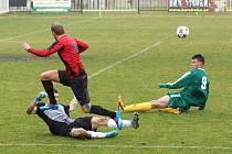 z utkání ČFL MFK Chrudim - Karlovy Vary 5:0 (1:0).