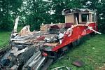 Z tragické nehody na Chrudimsku