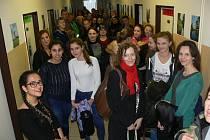 Zahraniční studenti v Chrudimi