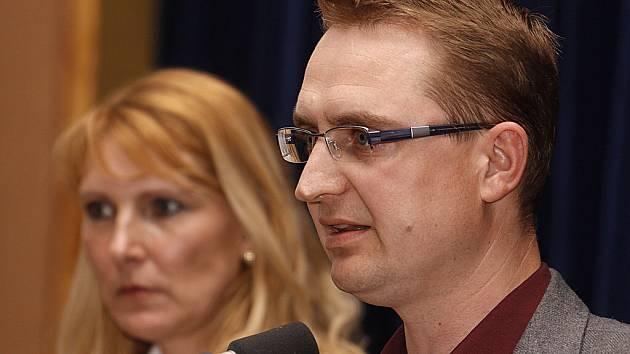 Místostarosta Hlinska Pavel Šotola.
