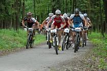 Druhý ročník Velké Ceny Chrudimi MTB XC v olympijské disciplíně horská kola cross country.