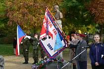 Oslava Dne vzniku samostatného československého státu v Chrudimi