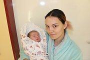 IZABELA STÜNDLOVÁ (3,7 kg a 52 cm) –  tak se od 25.2. od 16:15 jmenuje první dcera Michala a Samanty ze Sedlce.