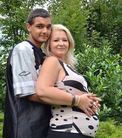 Dárcovská akce má pomoci těhotným klientkám zDomu na půl cesty vHrochově Týnci.