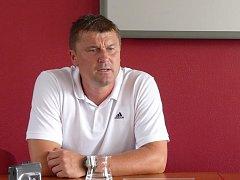 Pavel Jirousek, trenér MFK Chrudim.
