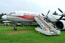Dopravní letadlo Il 18 přestěhoval sběratel ze Seče do Plzně jen se svým synem. Zabralo jim to roky.