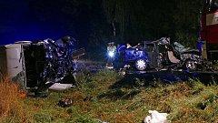 Nehoda u Podlažic