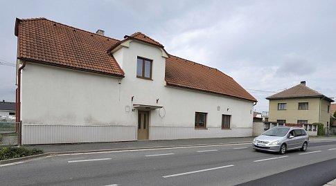 Budova nového obecního úřadu