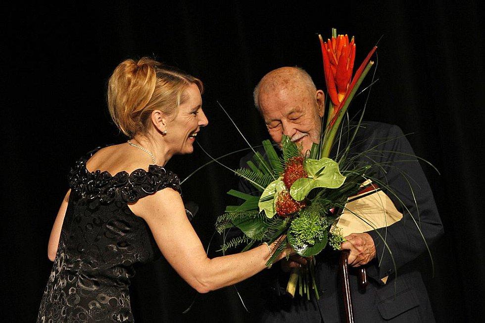 Architekt Ivan Ruller oslavil nedávno pětaosmdesáté narozeniny.