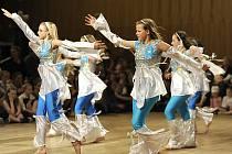 Festival tanečního mládí východočeského regionu v hlineckém multifunkčním centru.
