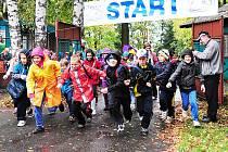 Fórum pro zdraví a Veletrh informací v Chrudimi navštívili hlavně dospělí, děti běhaly v parku.