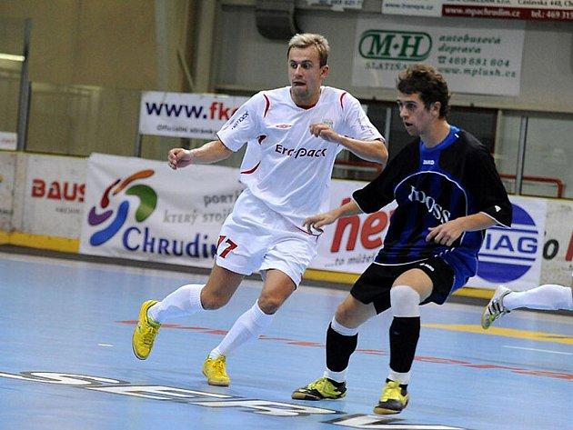 Lukáš Rešetár je oporou české reprezentace.