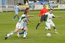 Dosud neporažená juniorka FK Pardubice utrpěla první prohru v soutěži. V Hlinsku však sehrála vyrovnanou partii.