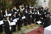 Novoroční koncert Slavoje.